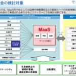 国交省、日本版MaaSに向けた取り組みの方向性示す