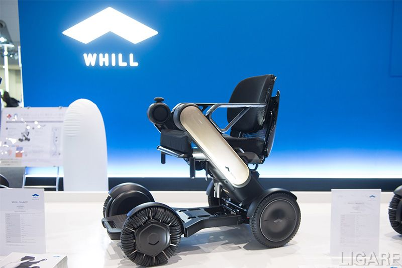 WHILL Model C