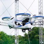 NEC「空飛ぶクルマ」試作機の浮上実験に成功 今よりもっと自由に空を移動するために
