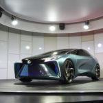 レクサスもEVシフト コンセプトモデル発表-東京モーターショー2019