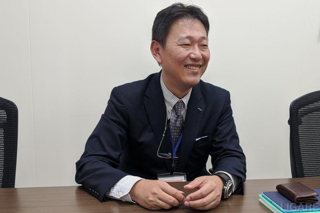 ネクスト・モビリティ株式会社 代表取締役社長兼COO 田中昭彦氏
