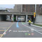 パナソニック、周辺状況を画像で表示するヘッドアップディスプレイなどを発表【CES2021】