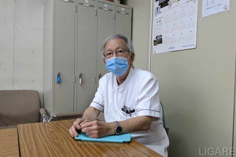 丹羽病院の南康平院長