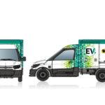 ヤマト運輸と独DHL、小型商用EVトラックを共同開発 2019 年度中に 500 台を導入