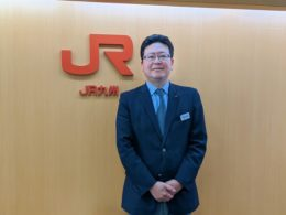 JR 九州総合企画本部経営企画部モビリティサービス推進室長の木下貴友氏
