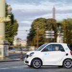 car2go 来年1月にパリでサービス開始 4つ目のEV拠点
