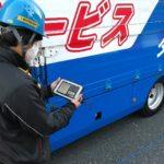 住友ゴム、自動運転車のタイヤ空気圧をリモート監視 岐阜市で公道実証