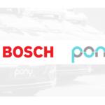 自動運転のスタートアップ企業Pony.aiがBoschとの提携を発表