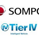 SOMPO HD、ティアフォーに98億円出資 自動運転×保険サービス加速