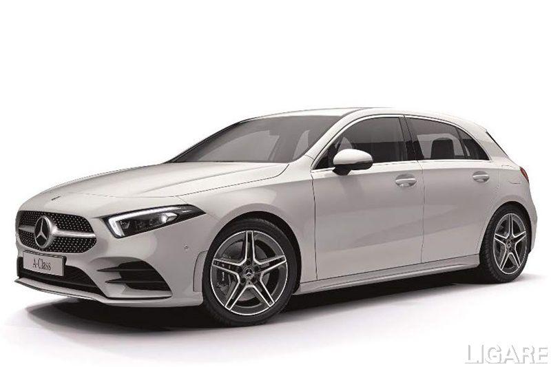 メルセデス・ベンツ A 180 Style (AMGライン装着車)