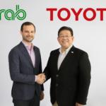 トヨタ、配車サービス向けトータルケアサポート開発 シンガポール・Grabから導入
