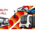 トヨタ オリパラ専用EVのラインナップを発表 提供車両中EV比率90%で過去最大