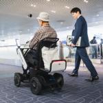 WHILLら3社 羽田空港で自動運転電動車椅子の走行実験 実施レポート