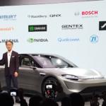 ソニー EV車「VISION-S」をCES 2020で発表 モビリティの快適性やエンタテインメントを追求した新たな提案