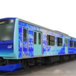 JR東・日立・トヨタ、水素で走るハイブリッド鉄道車両を開発。2022年に首都圏で実証めざす