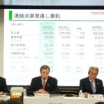 トヨタ自動車、2020年3月期 第3四半期決算を発表