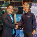 エアロネクスト 日本初、ドローンによる都市部での配送実証実験を行う