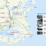 近鉄グループ、観光地型「志摩MaaS」の第1回実証実験を10月1日より開始