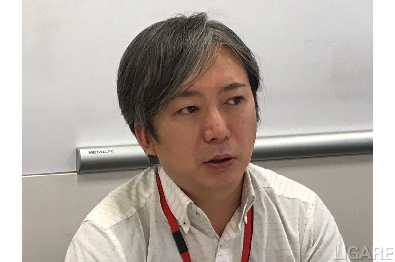 日本郵政株式会社 経営企画部サステナビリティ推進室グループリーダーの内田英之氏