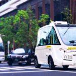 SB ドライブ、「NAVYA ARMA」を改造し車両のナンバー取得 7月に公道で自律走行の実証