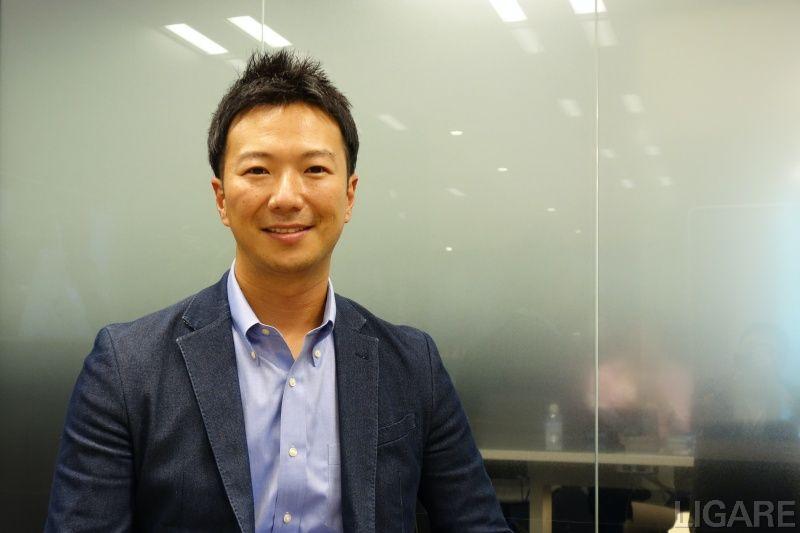 電脳交通の代表取締役CEO 近藤洋祐氏