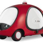 ティアフォー、自動運転EV「Postee」を出展 第2回自動運転EXPO