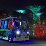 WILLER シンガポールのITS世界会議2019に自動運転を取り入れたMaaS体験イベントの実施
