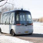 無印良品デザインの「GACHA」が実車デビュー、5月から試験運転始まる