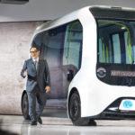 トヨタが語る未来のモビリティ社会とは ――東京モーターショー2019