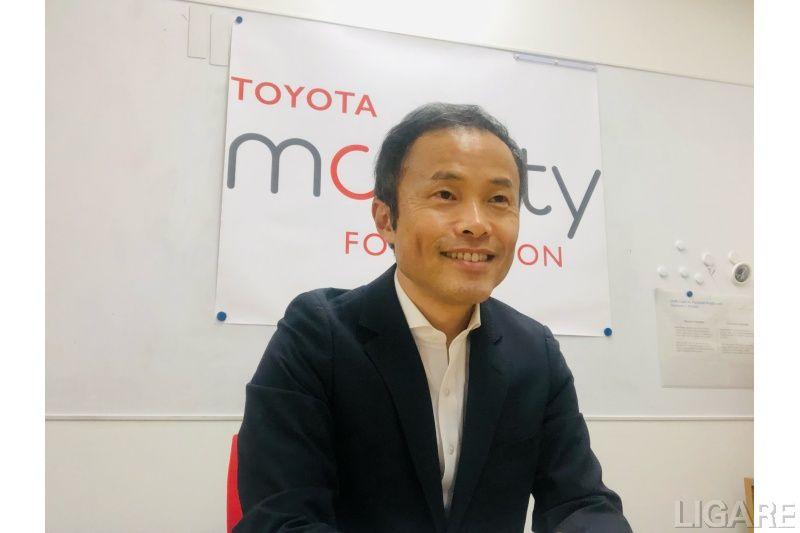 トヨタ・モビリティ基金 福田氏