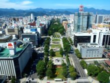 札幌市大通り公園