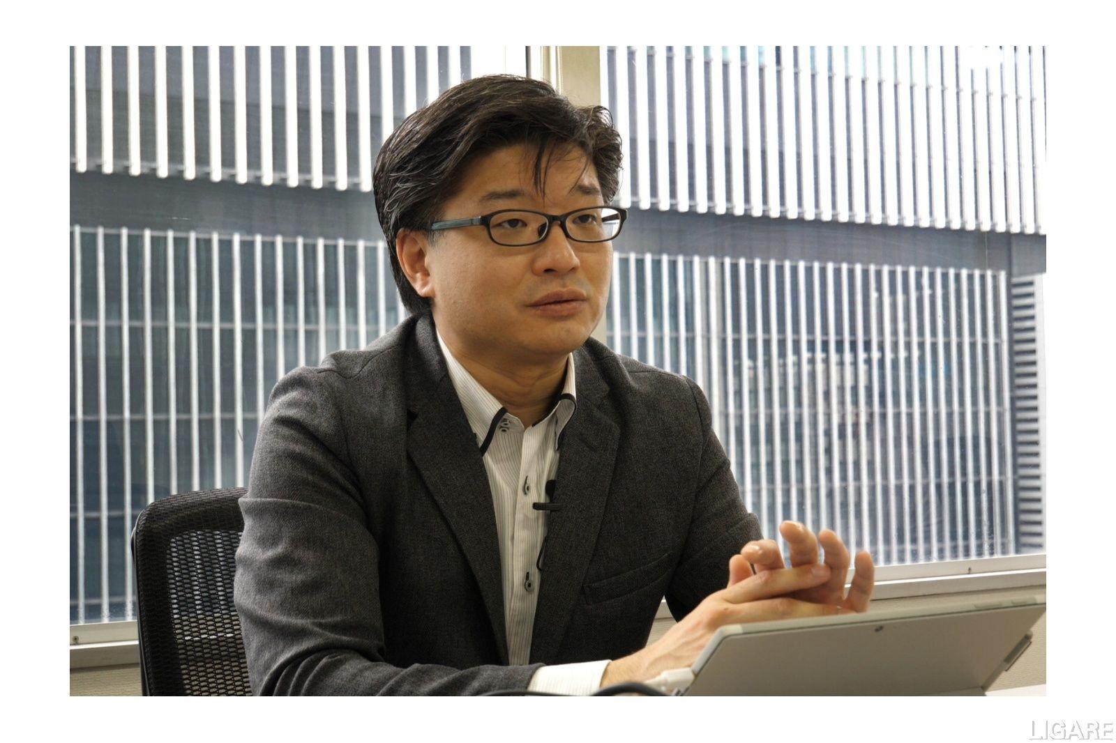 日本マイクロソフト MaaS & Smart Infrastructureソリューション本部 専任部長 清水 宏之氏