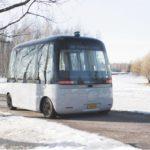 SBドライブ、自動運転バス「GACHA」のSensible 4と協業 フィンランドで公道試験へ