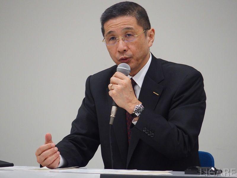 社長兼最高経営責任者(CEO) 西川廣人氏