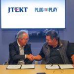 ジェイテクト 米Plug and Play社とパートナー締結 スタートアップ企業との関係強化と研究開発強化へ