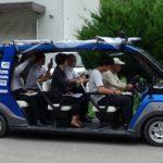 自動運転サービスの実装は、地域に合わせた選択から  みちのりHDが取り組む常陸太田市実証実験レポート