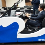 オムロン 未来の自動運転社会を見据えた運転支援サービス「Drive Karte」