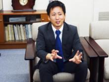 ICT推進部 経営企画室 主任である大久保 園明氏