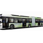 日野自動車 路線バスで世界初となるEDSSを装備した大型路線ハイブリッド連節バスを新発売