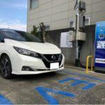 東電、山梨県南アルプス市でEV用急速充電器の共同利用を検証