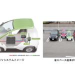 トヨタ車体、超小型EV「コムス」リニューアル!誤発進警告など搭載