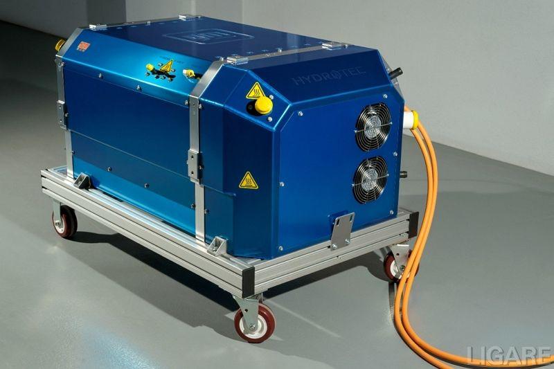 燃料電池パワーキューブ