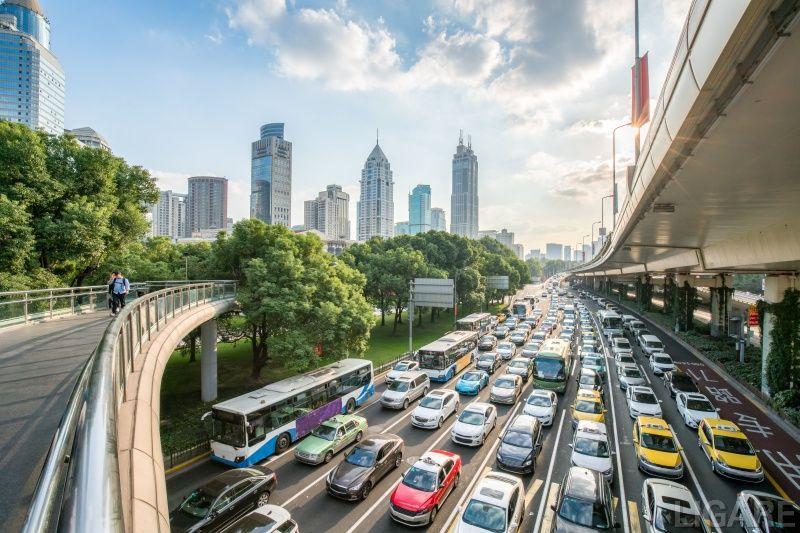 上海市(Adobe Stockより)