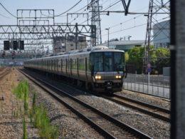 223系電車