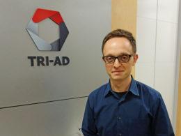 TRI-AD Vice President マンダリ・カレシー氏