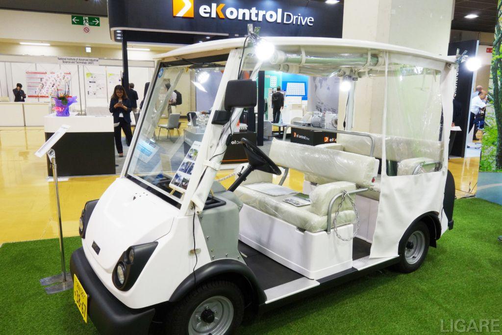 電動小型低速自動車(グリーンスローモビリティ対応車)