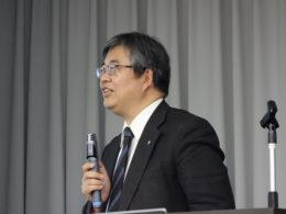 JCoMaaS 代表理事 横浜国立大学理事・副学長 中村文彦氏