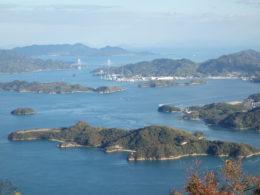 瀬戸内海の風景写真