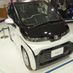 2020 年中に発売予定の超小型EV