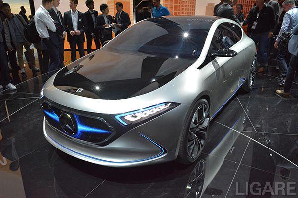 電気 自動車 ベンツ メルセデスベンツの電気自動車『EQC』はEVであることを感じさせない操作感が特長